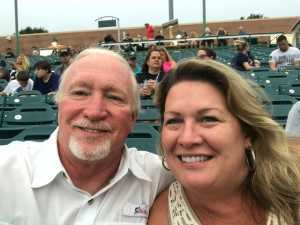 Michael attended Lakewood BlueClaws vs. Hickory Crawdads - MiLB - Vets Night Out on Jul 11th 2019 via VetTix