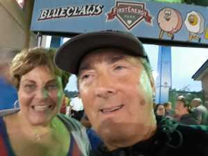 Stephen attended Lakewood BlueClaws vs. Hickory Crawdads - MiLB - Vets Night Out on Jul 11th 2019 via VetTix