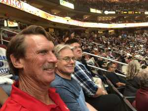 Mitch attended Arizona Rattlers V. Opponent TBD - IFL - 2019 Conference Championship **played at Gila River Arena on Jun 29th 2019 via VetTix