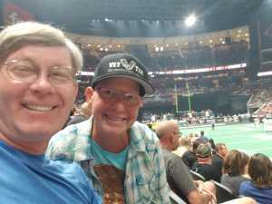 Jay attended Arizona Rattlers V. Opponent TBD - IFL - 2019 Conference Championship **played at Gila River Arena on Jun 29th 2019 via VetTix