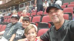 Tom attended Arizona Rattlers V. Opponent TBD - IFL - 2019 Conference Championship **played at Gila River Arena on Jun 29th 2019 via VetTix