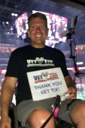 Paul attended Arizona Rattlers V. Opponent TBD - IFL - 2019 Conference Championship **played at Gila River Arena on Jun 29th 2019 via VetTix