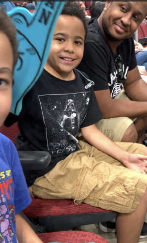Ben  attended Arizona Rattlers V. Opponent TBD - IFL - 2019 Conference Championship **played at Gila River Arena on Jun 29th 2019 via VetTix