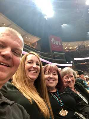 Karen attended Arizona Rattlers V. Opponent TBD - IFL - 2019 Conference Championship **played at Gila River Arena on Jun 29th 2019 via VetTix