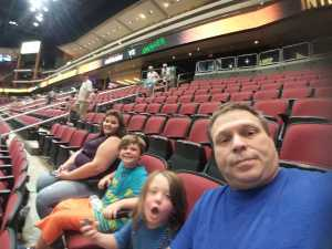 Mark attended Arizona Rattlers V. Opponent TBD - IFL - 2019 Conference Championship **played at Gila River Arena on Jun 29th 2019 via VetTix