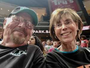 Michael attended Arizona Rattlers V. Opponent TBD - IFL - 2019 Conference Championship **played at Gila River Arena on Jun 29th 2019 via VetTix