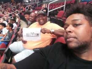 John Graves attended Arizona Rattlers V. Opponent TBD - IFL - 2019 Conference Championship **played at Gila River Arena on Jun 29th 2019 via VetTix