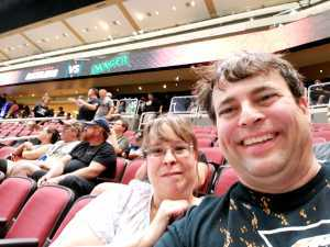 tim attended Arizona Rattlers V. Opponent TBD - IFL - 2019 Conference Championship **played at Gila River Arena on Jun 29th 2019 via VetTix