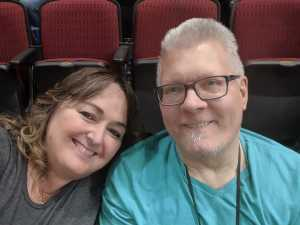 Phylliss attended Arizona Rattlers V. Opponent TBD - IFL - 2019 Conference Championship **played at Gila River Arena on Jun 29th 2019 via VetTix
