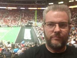 Sean attended Arizona Rattlers V. Opponent TBD - IFL - 2019 Conference Championship **played at Gila River Arena on Jun 29th 2019 via VetTix