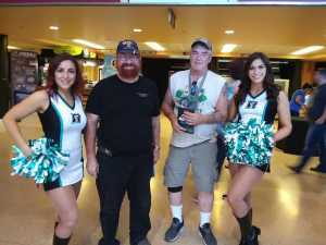 gary attended Arizona Rattlers V. Opponent TBD - IFL - 2019 Conference Championship **played at Gila River Arena on Jun 29th 2019 via VetTix