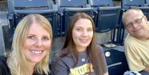 John attended Pittsburgh Pirates vs. Washington Nationals - MLB on Aug 22nd 2019 via VetTix