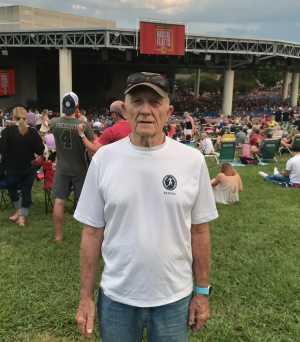 Stan attended Rascal Flatts: Summer Playlist Tour 2019 - Country on Jun 27th 2019 via VetTix