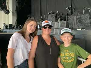 Michael attended Rascal Flatts: Summer Playlist Tour 2019 - Country on Jun 27th 2019 via VetTix
