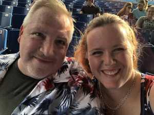 Lisa attended Rascal Flatts: Summer Playlist Tour 2019 - Country on Jun 27th 2019 via VetTix