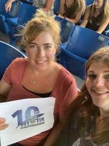 Elise attended Rascal Flatts: Summer Playlist Tour 2019 - Country on Jun 27th 2019 via VetTix