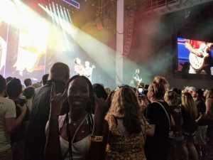 MARKETTA attended Rascal Flatts: Summer Playlist Tour 2019 - Country on Jun 27th 2019 via VetTix