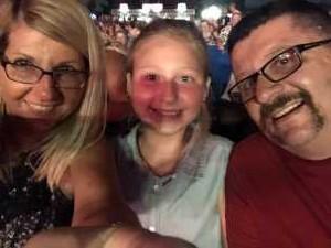 Todd S. attended Rascal Flatts: Summer Playlist Tour 2019 - Country on Jun 27th 2019 via VetTix