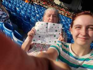 Richard  attended Rascal Flatts: Summer Playlist Tour 2019 - Country on Jun 27th 2019 via VetTix