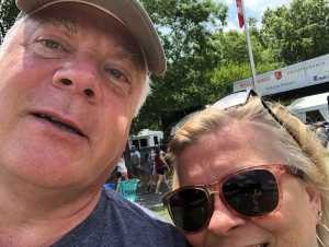 Thomas attended Rascal Flatts: Summer Playlist Tour 2019 - Country on Jun 27th 2019 via VetTix