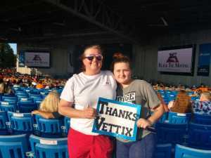 David attended Rascal Flatts: Summer Playlist Tour 2019 - Country on Jun 27th 2019 via VetTix