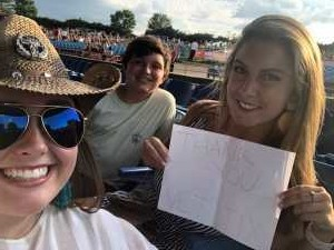 Francis attended Rascal Flatts: Summer Playlist Tour 2019 - Country on Jun 27th 2019 via VetTix