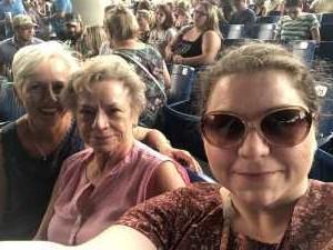 Margaret attended Rascal Flatts: Summer Playlist Tour 2019 - Country on Jun 27th 2019 via VetTix