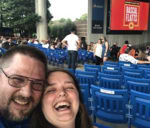 Kevin Long attended Rascal Flatts: Summer Playlist Tour 2019 - Country on Jun 27th 2019 via VetTix