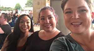 Eric and Erin Jorgensen attended Rascal Flatts: Summer Playlist Tour 2019 - Country on Jun 27th 2019 via VetTix