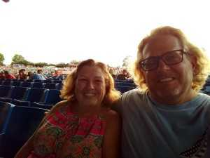 Garth attended Rascal Flatts: Summer Playlist Tour 2019 - Country on Jun 27th 2019 via VetTix