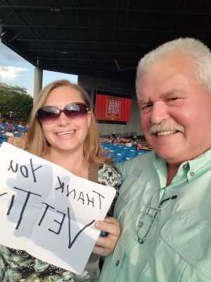 Ned attended Rascal Flatts: Summer Playlist Tour 2019 - Country on Jun 27th 2019 via VetTix