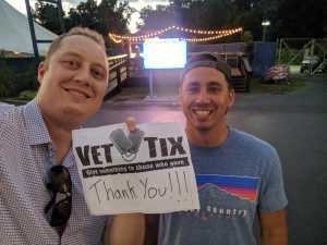 Charles attended Rascal Flatts: Summer Playlist Tour 2019 - Country on Jun 27th 2019 via VetTix