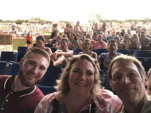 Mark attended Rascal Flatts: Summer Playlist Tour 2019 - Country on Jun 27th 2019 via VetTix