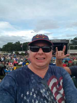Scott attended Train/goo Goo Dolls - Pop on Jun 23rd 2019 via VetTix