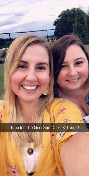 Daniel  attended Train/goo Goo Dolls - Pop on Jun 23rd 2019 via VetTix