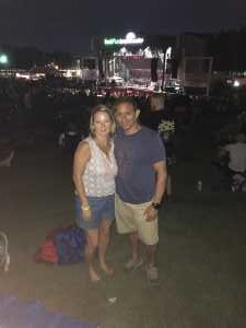 Robert attended Train/goo Goo Dolls - Pop on Jun 23rd 2019 via VetTix