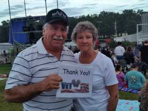 Jerry D attended Train/goo Goo Dolls - Pop on Jun 23rd 2019 via VetTix