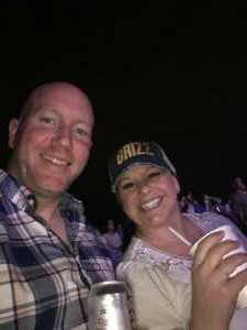 Joseph attended Train/goo Goo Dolls - Pop on Jun 23rd 2019 via VetTix