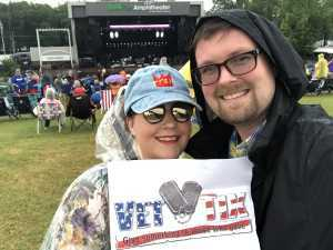 Chris attended Train/goo Goo Dolls - Pop on Jun 23rd 2019 via VetTix