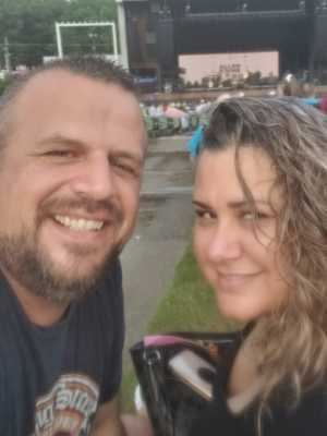 JOHN attended Train/goo Goo Dolls - Pop on Jun 23rd 2019 via VetTix