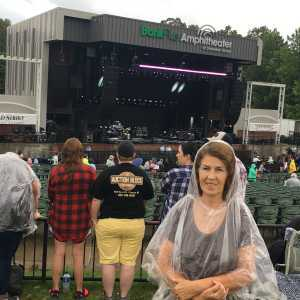 Nelda attended Train/goo Goo Dolls - Pop on Jun 23rd 2019 via VetTix