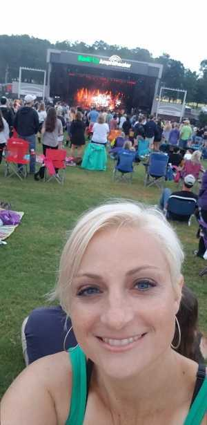 Danielle attended Train/goo Goo Dolls - Pop on Jun 23rd 2019 via VetTix
