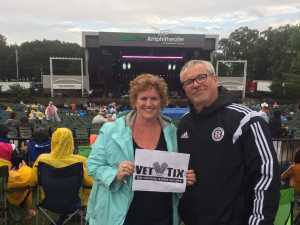 Susan attended Train/goo Goo Dolls - Pop on Jun 23rd 2019 via VetTix