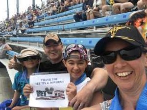 Click To Read More Feedback from 2019 CLS MENCS Camping World 400 - Monster Energy NASCAR Cup Series