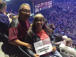 Andrew attended Hootie & the Blowfish: Group Therapy Tour on Jun 22nd 2019 via VetTix