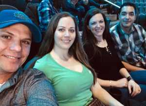 Jill attended Hootie & the Blowfish: Group Therapy Tour on Jun 22nd 2019 via VetTix