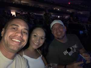Jeff attended Hootie & the Blowfish: Group Therapy Tour on Jun 22nd 2019 via VetTix