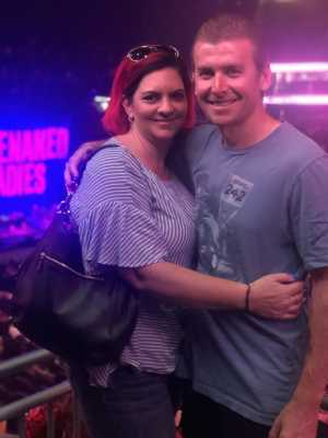 David attended Hootie & the Blowfish: Group Therapy Tour on Jun 22nd 2019 via VetTix