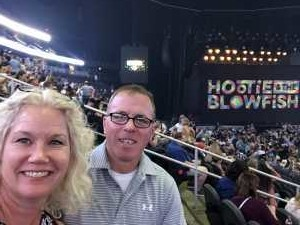Paul attended Hootie & the Blowfish: Group Therapy Tour on Jun 22nd 2019 via VetTix