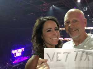 Ryan attended Hootie & the Blowfish: Group Therapy Tour on Jun 22nd 2019 via VetTix